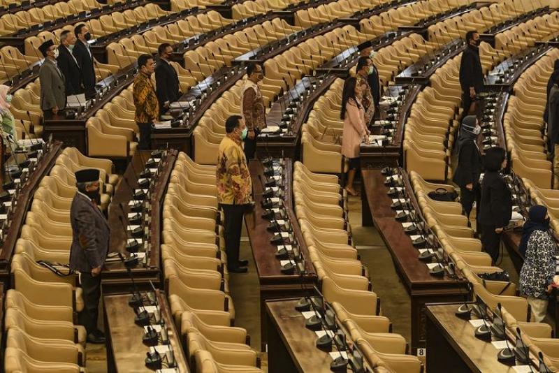 Disahkan Rapat Paripurna, 8 Anggota DEN Periode 2020—2025 Segera Dilantik