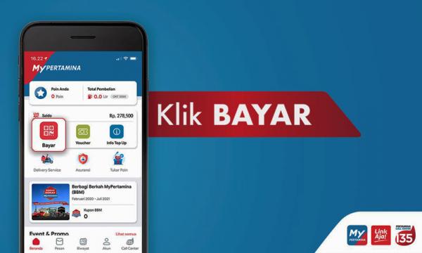 Diskon Pembelian BBM Via Aplikasi MyPertamina 1-30 April