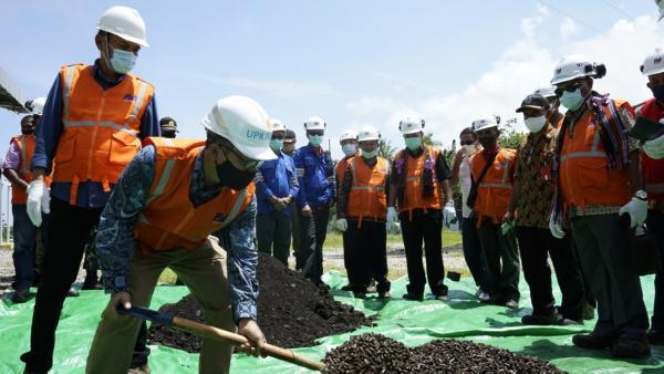 Dorong Ekonomi Kerakyatan, PLN dan Pemkab Ende Kembangkan Penggunaan Biomassa