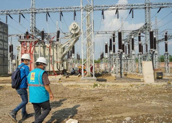 Dukung Sektor Industri, Semen Grobogan Resmi Menjadi Pelanggan Tegangan Tinggi PLN