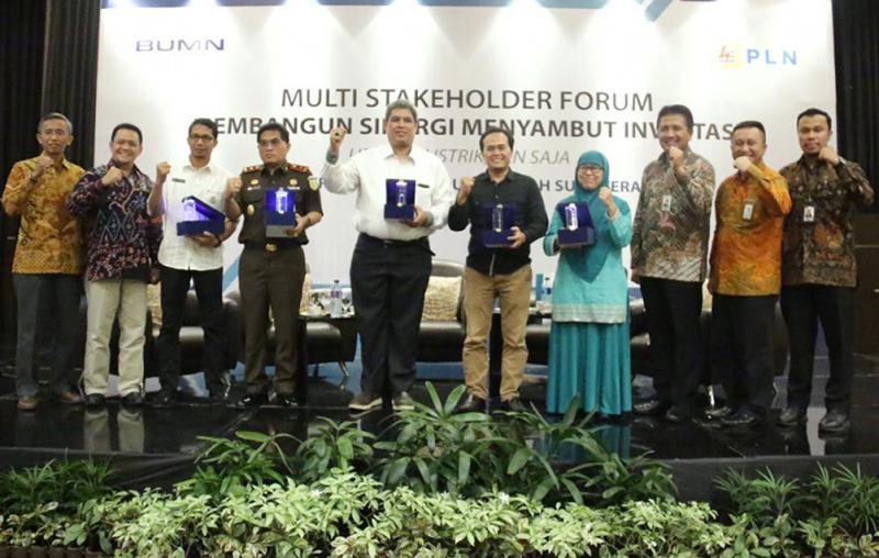 Gelar Multi Stakeholder Forum, PLN Sumbar Siap Bersinergi Dukung investasi