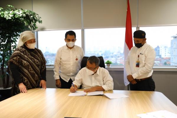 Geo Dipa, Bank Dunia dan SMI Tandatangani Project Agreement