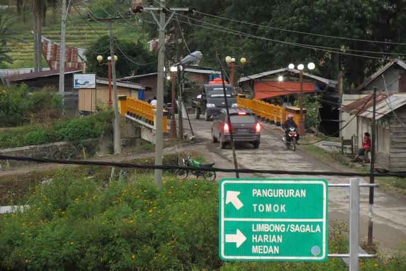 GI Jaringan Transmisi 150 KV Perkuat Sistem Kelistrikan Sumatera