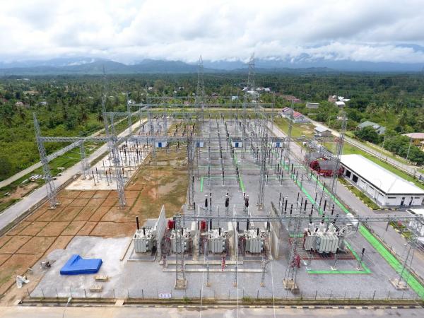 GITET Terbesar di Indonesia Timur Beroperasi, Sistem Kelistrikan Sulawesi Semakin Andal
