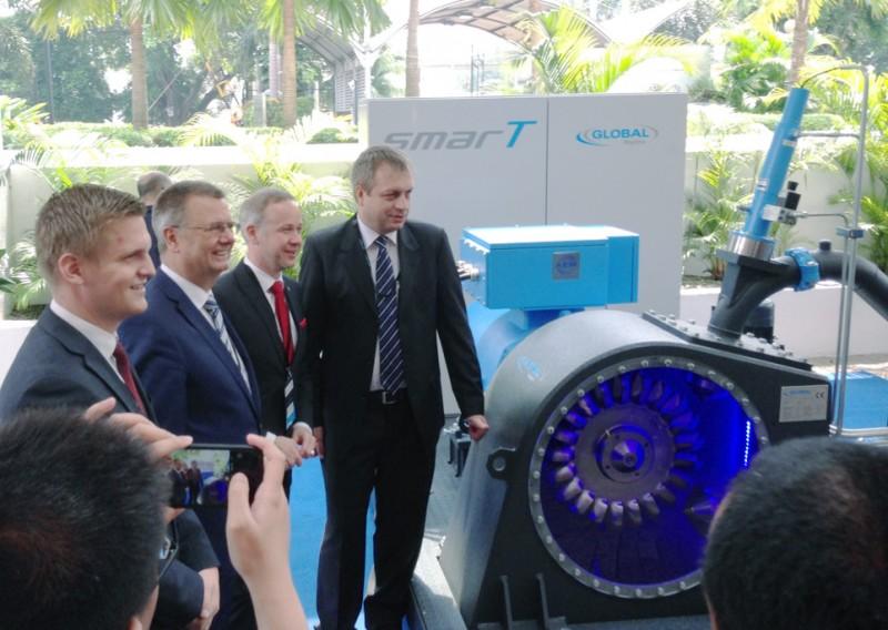Global Hydro Ciptakan Teknologi Andal dengan Harga yang Kompetitif