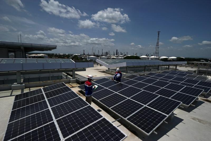 Gunakan Solar Cell, Gedung HO Kilang Minyak Cilacap Hemat Rp 57,7 Juta Per Tahun