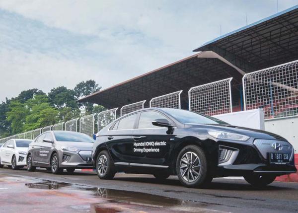 Hyundai Track Day 2021: Pengalaman Menyeluruh Berkendara Mobil Listrik