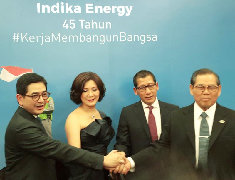 Indika Energy Ingin Kembangkan Pembangkit EBT