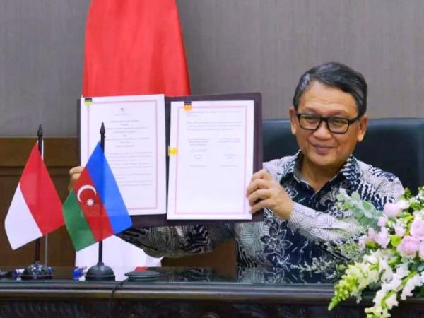 Indonesia – Azerbaijan Jalin Kerja Sama Bidang Energi