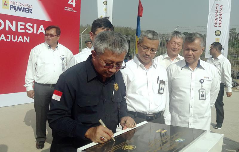 Indonesia Power Jadi Pioner Pengelolaan TOSS dan Pengembangan EBT