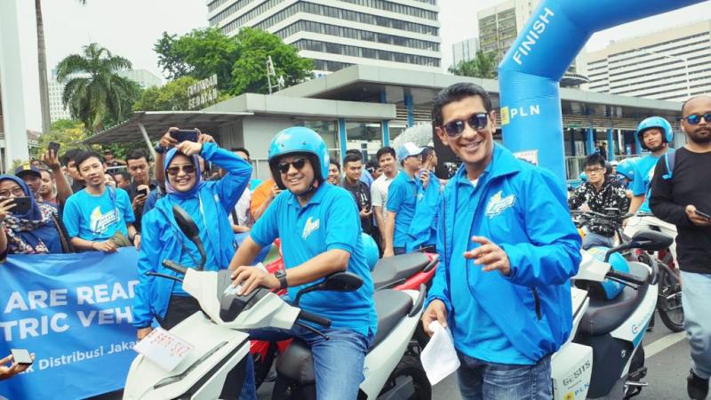 Inisiasi yang Terwujud, Jakarta Bebas Polusi