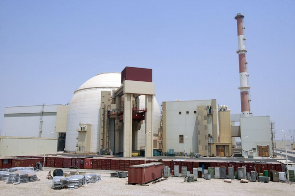 Iran Tutup Sementara Satu-satunya Pembangkit Listrik Tenaga Nuklir