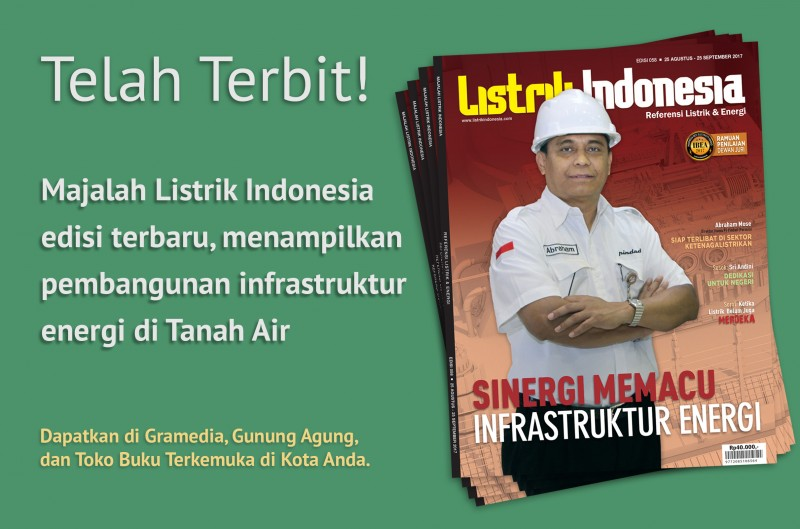 Jangan Lewatkan! Dapatkan Segera Majalah Listrik Indonesia Terbaru