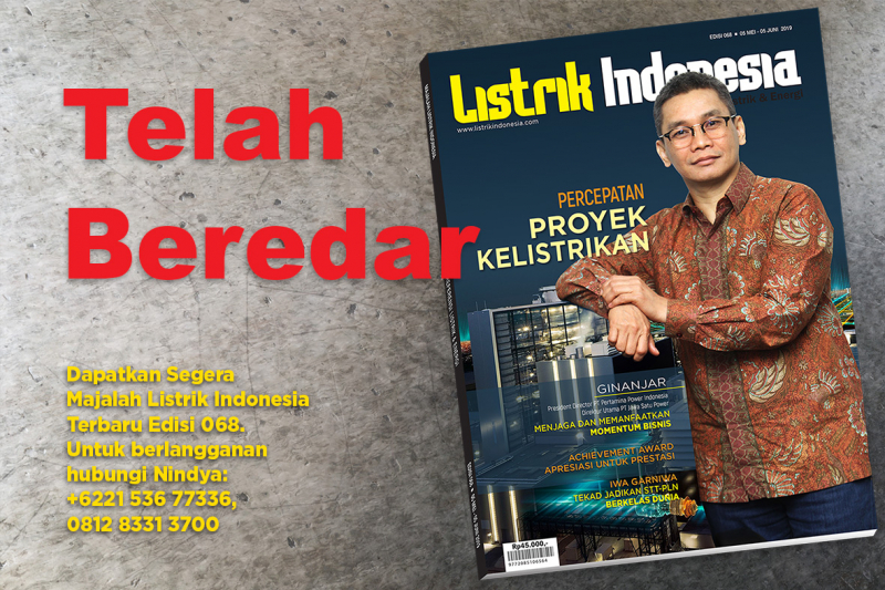 Jangan Lewatkan, Majalah Listrik Indonesia Edisi Terbaru!