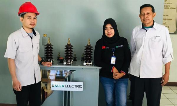 Kalla Electrical System, Kuasai Pasar Trafo di Timur