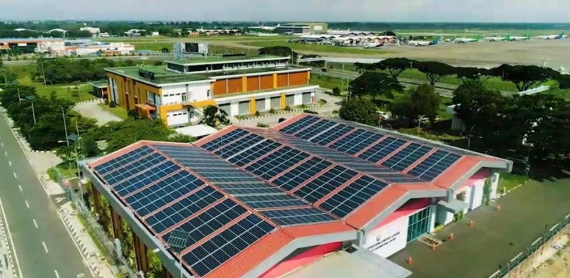 Kejar EBT 23 % Pada 2025, Kemenperin Genjot Industri Hijau