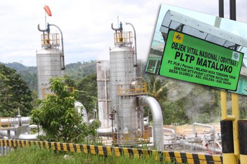 Kembangkan Panas Bumi, Pemerintah Geber  Elektrifikasi NTT