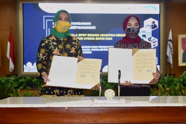 Kementerian BUMN dan Pertamina Gandeng BPKP Perkuat Akuntabilitas