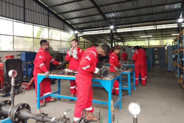 Kementerian ESDM Dorong Tenaga Ahli LNG Pada 2029, 85 Persen Asal Papua