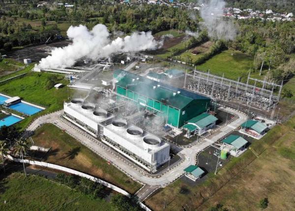 Keren, PGE Catatkan Produksi Setara Listrik Sebesar 4.618 GWh