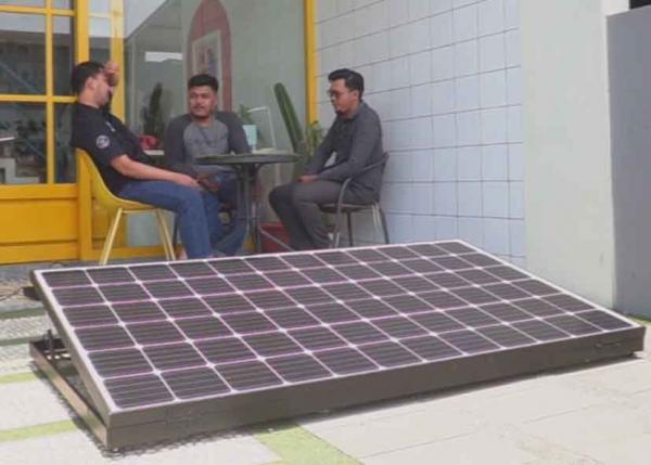 Keren, PT SEI Luncurkan Solar Kit 1st Gen atau PLTS On-Grid Portable untuk Rumah