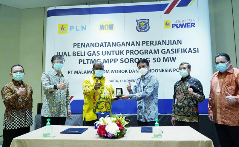 Keren, Tekan BPP Listrik di Sorong, Indonesia Power Gandeng PT MOW