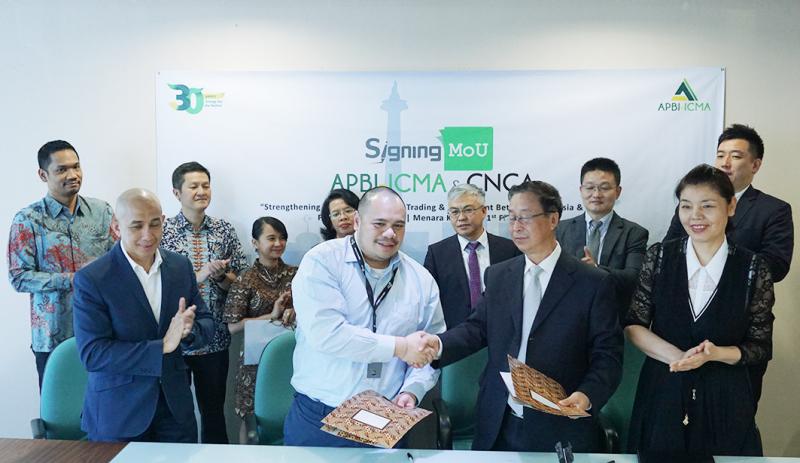 Kerjasama APBI & CNCA Dukung Perdagangan & Investasi Dengan Tiongkok