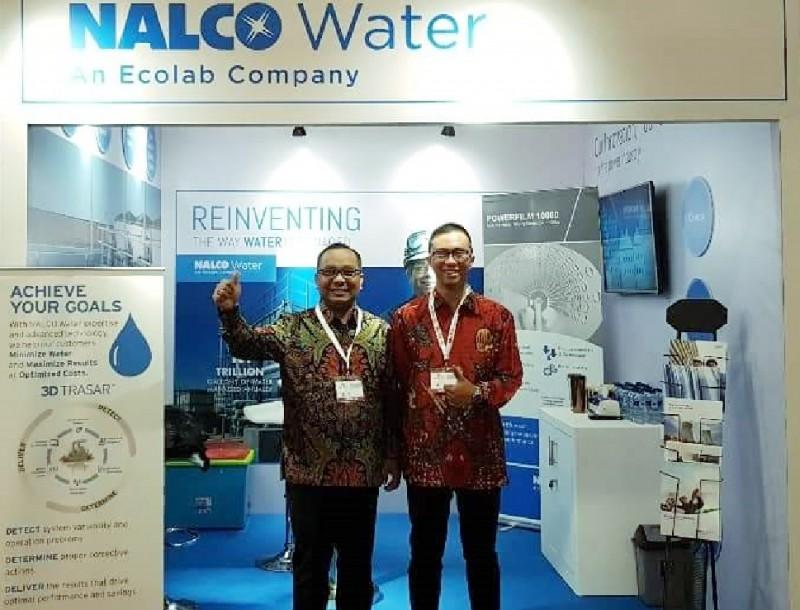 Ketertarikan Nalco Water Mengikuti Pameran IBEA 2017