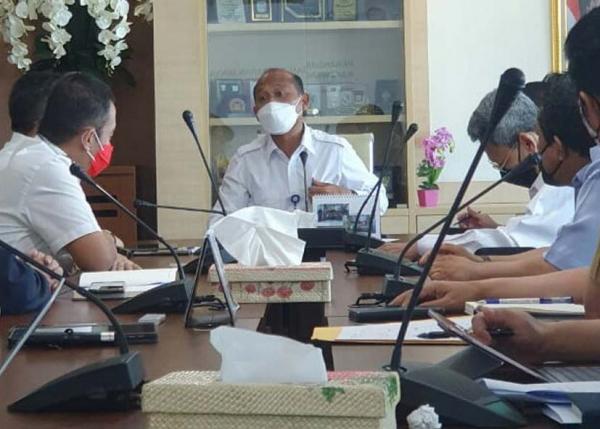 KKP Panggil Pertamina dan Pemda Bahas Penyelesaian Tumpahan Minyak di Karawang