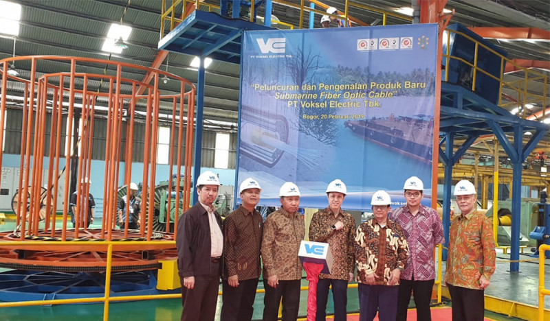 Komitmen PT Voksel Electric Tbk Untuk Mendukung Pembangunan Infrastruktur