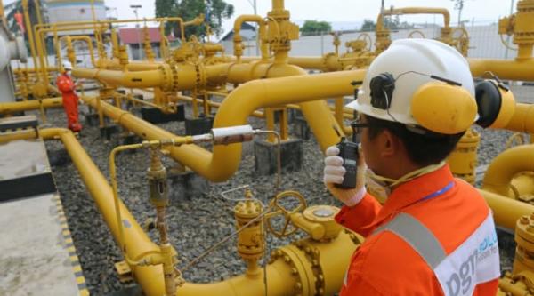 Konsumsi Gas Melambung, PGN Bidik Pasar ASEAN