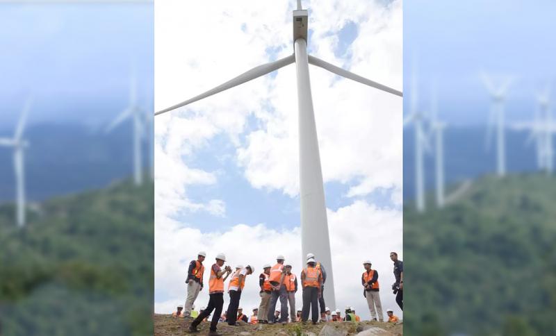 Kunjungi Sidrap, Arcandra: PLTB Harus Berikan Manfaat untuk Masyarakat Sekitar