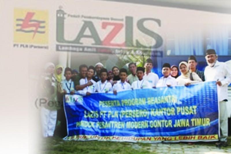 Lazis PLN Salurkan Rp 1 Miliar Beasiswa Cahaya Pintar