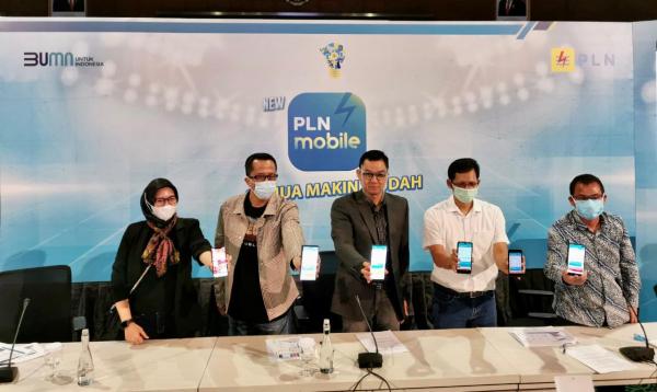 Lebih Dekat Dengan Pelanggan, PLN Luncurkan Aplikasi New PLN Mobile