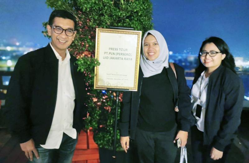 Listrik Jakarta Andal, Siap Dukung Era Electric Vehicle