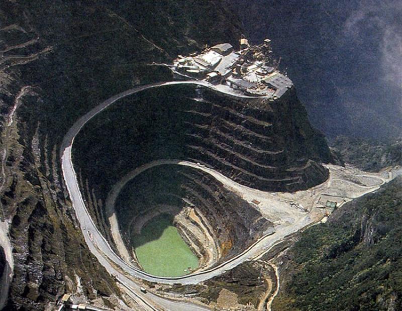 Listriki Tambang Grasberg, Freeport Bakal Bangun Pembangkit Gas dan Biomassa