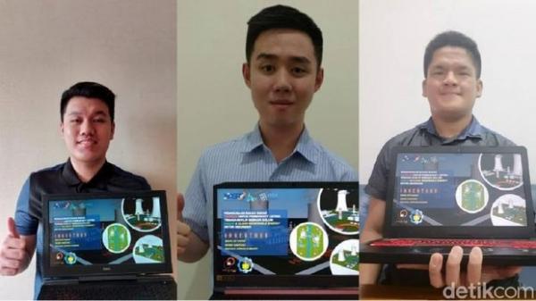 Mahasiswa ITS Lakukan Penelitian Thorium untuk Bahan Bakar PLTN