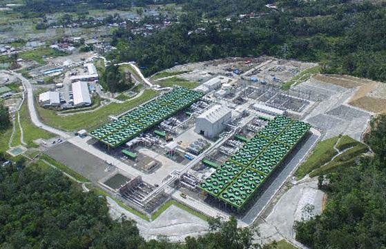 Manfaatkan Energi Terbarukan, Medco Power Operasikan PLTP Terbesar di Dunia