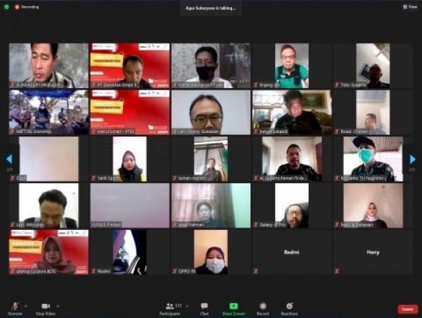 Masa Pandemi, BUMN Industri Pertahananan Dorong Creativepreneurship UMK