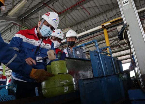 Masyarakat Tak Perlu Panik 3, Juta Tabung LPG 3 Kg Ditambah Se-Sulawesi