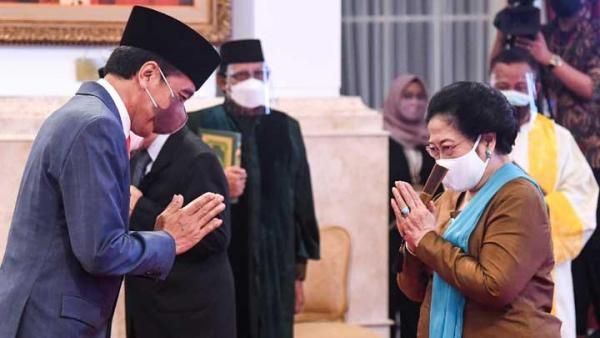 Megawati Resmi Dilantik Menjadi Ketua Dewan Pengarah BRIN