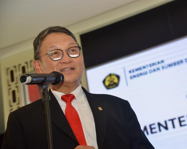 Menteri ESDM : Pemerintah Berusaha Ciptakan Iklim Investasi yang Menarik Migas Nasional