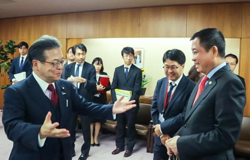 Menteri Jonan Ajak Jepang Perluas EBT yang Berkelanjutan