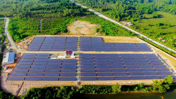 Microgrid Hitachi ABB Power Grids Membuat Penambangan Lebih Ramah Lingkungan