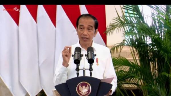 Mimpi Jokowi Jadikan Indonesia Raja Baterai Kendaraan Listrik