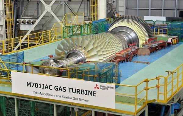 Mitsubishi Hitachi Power Systems Kuasai Pasar Turbin Gas