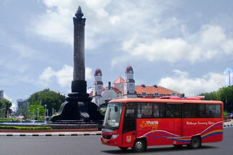 Trans Semarang Gunakan Gas PTNG