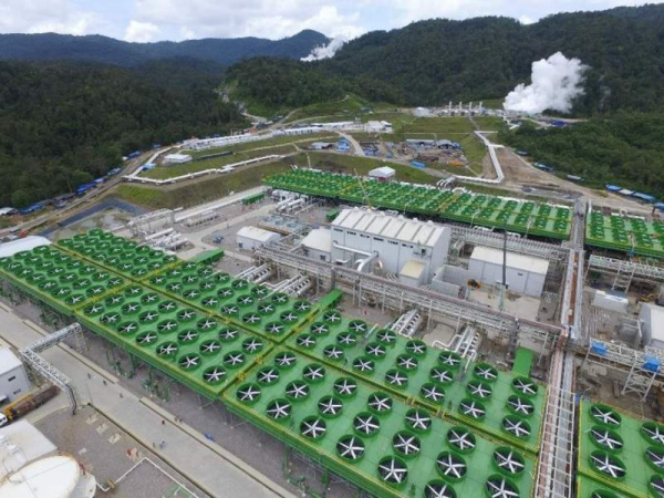 ORMAT : Technology Binary Geothermal Cocok untuk Indonesia