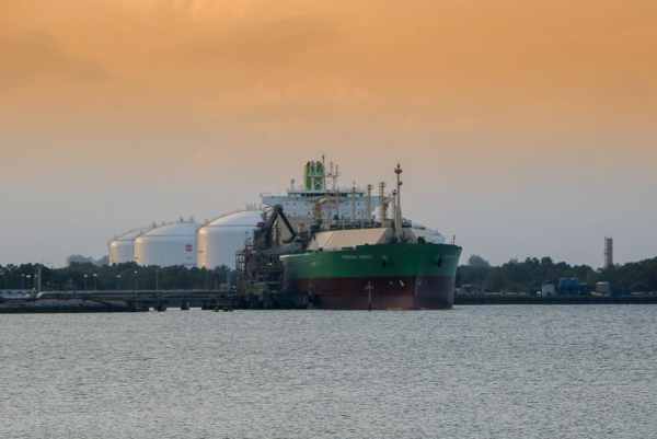 PAG Sukses Melakukan Pengapalan LNG Cargo Perdana dari PLB Arun Tujuan Internasional
