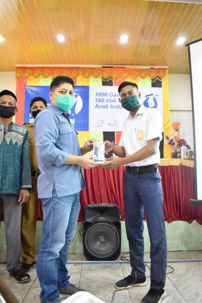 Peduli Pendidikan, Medco Group Donasikan 1000 Gawai